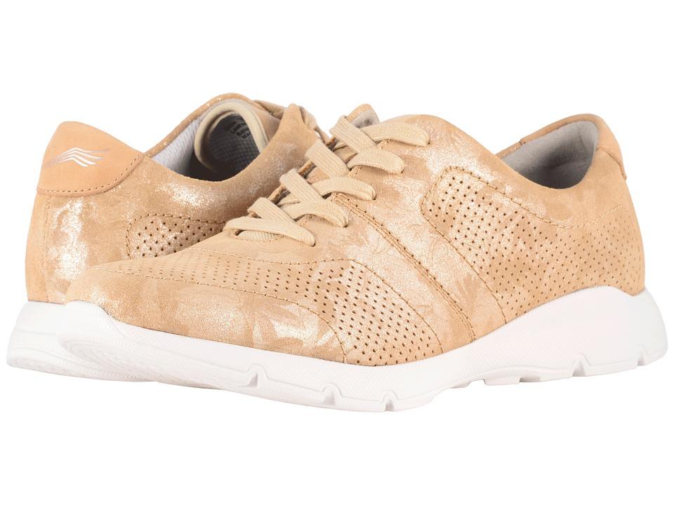 Dansko Alissa (Gold Print) Women's Shoes