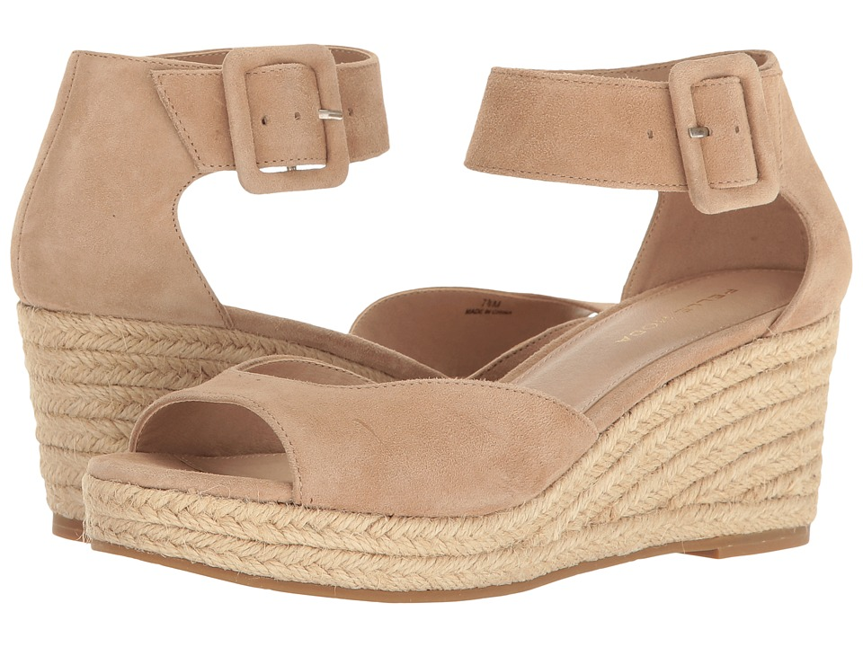 Pelle Moda Kauai (Latte Suede) Women's Shoes