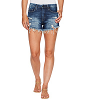 Blank NYC - Denim Distress Hi Rise Short in Fit Of Rage