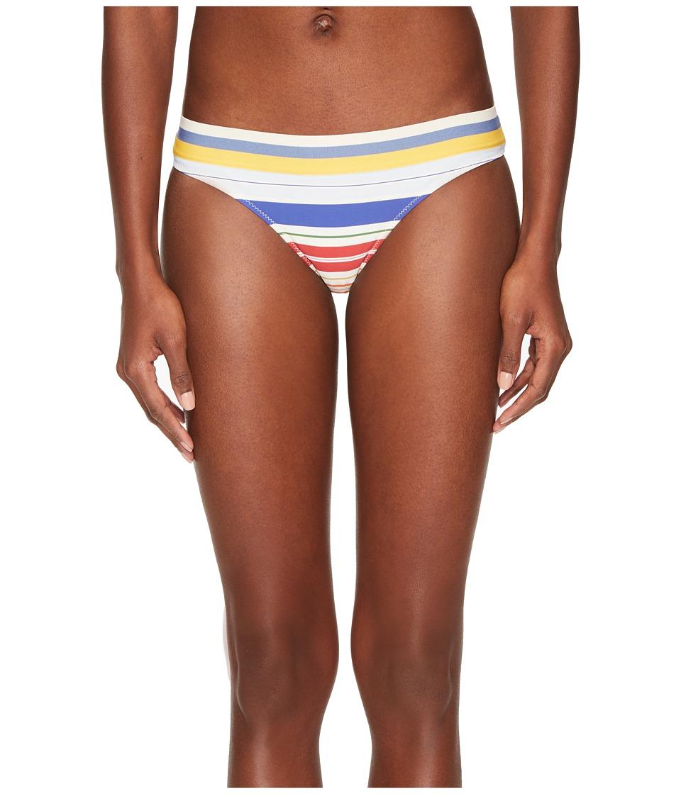 Stella McCartney Stripe Classic Bikini (Light Multicolor Stripe)