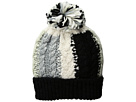 BCBGeneration Color Blocked Cable Beanie