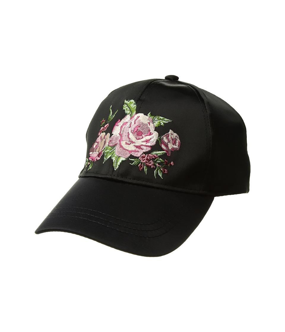 BCBGeneration - Roses Satin Baseball