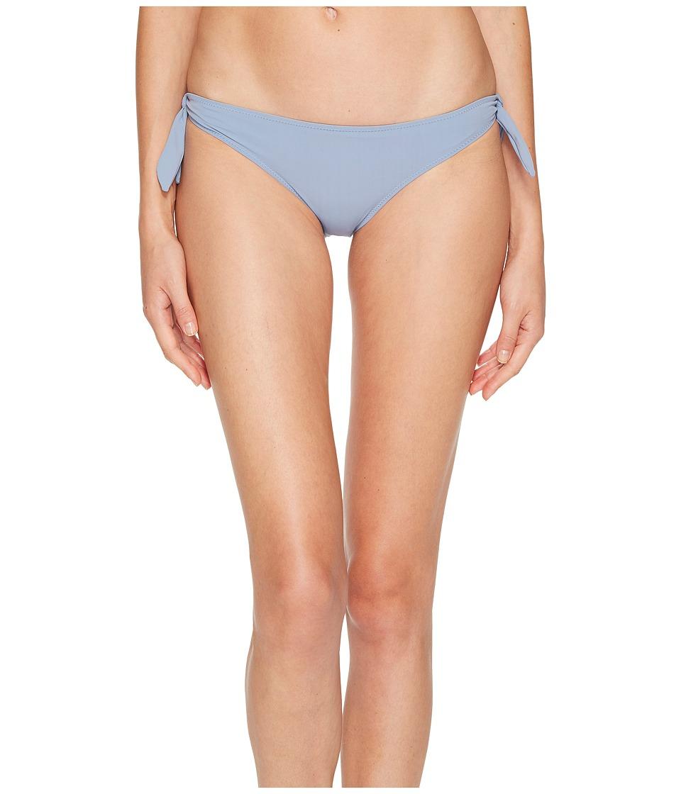 Stella McCartney Timeless Basics Classic Bikini Bottom (Infinity Blue)