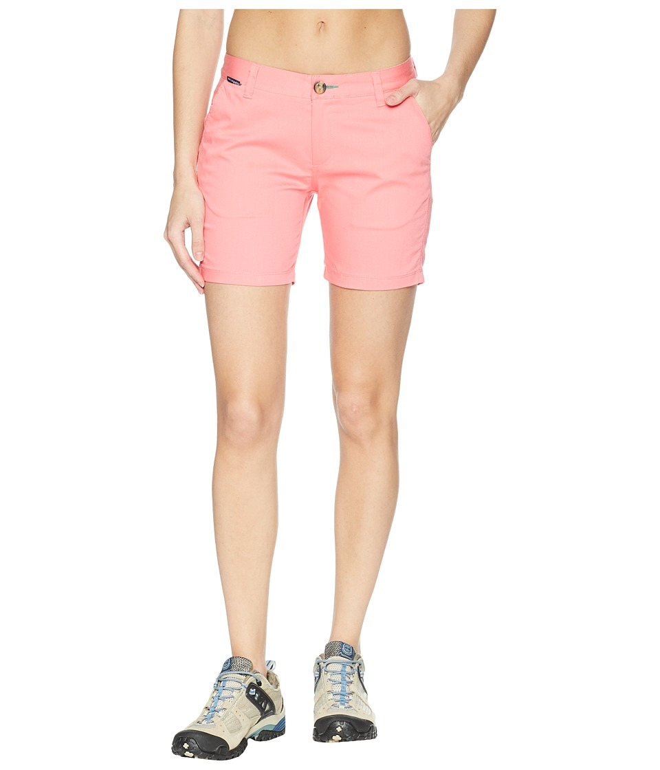 Columbia Harborside Shorts (Lollipop/Winter Green) Women