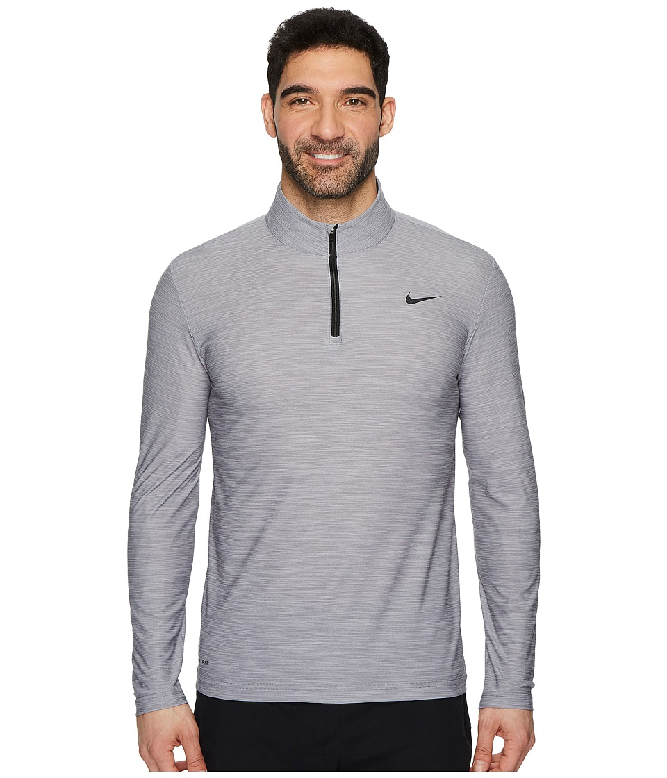 Nike Breathe Training Top (Atmosphere Grey/Gunsmoke/Black...
