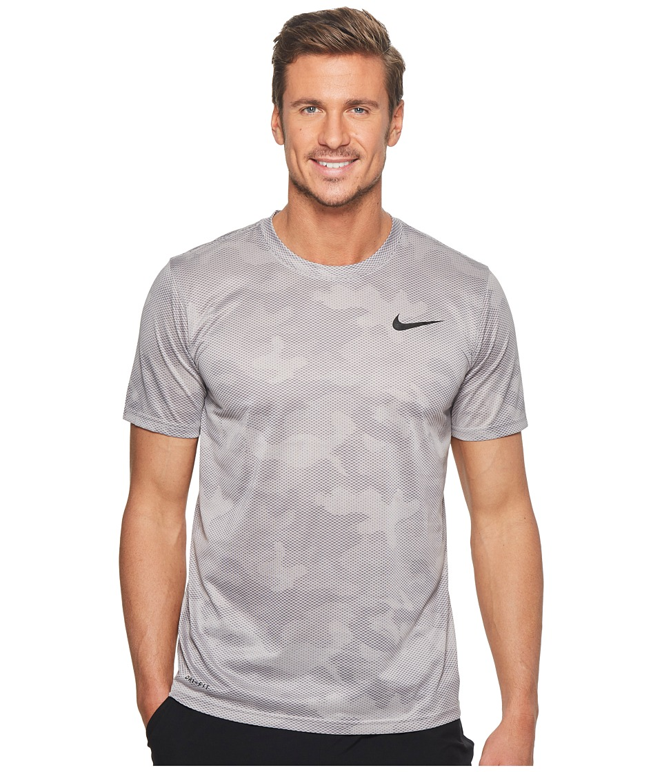 Nike Dry Legend Training T-Shirt (Atmosphere Grey/Gunsmoke) Men