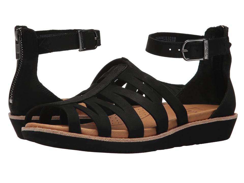 Teva - Encanta Sandal (Black) Women's Sandals