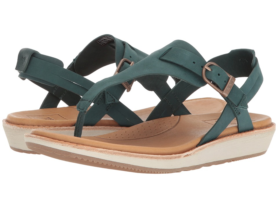 Teva Encanta Thong (Arctic Forest) Sandals