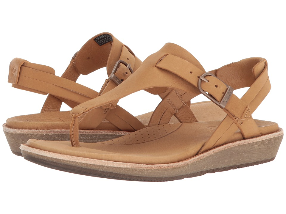 Teva Encanta Thong (Tan) Sandals
