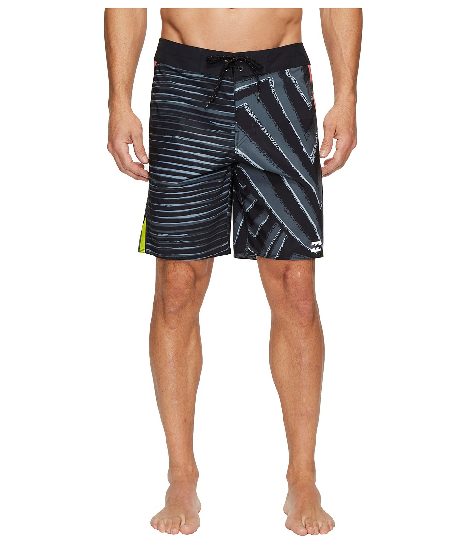 Billabong D Bah Airlite Boardshorts (Black) Men
