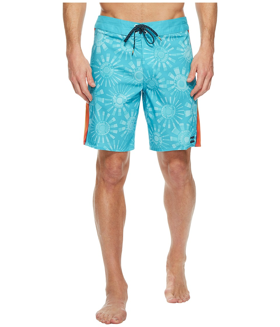 Billabong D Bah Airlite Boardshorts (Mint) Men