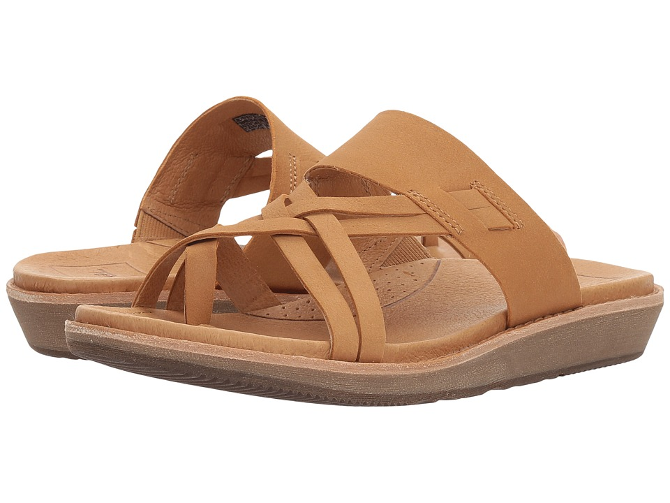 Teva Encanta Slide (Tan) Sandals