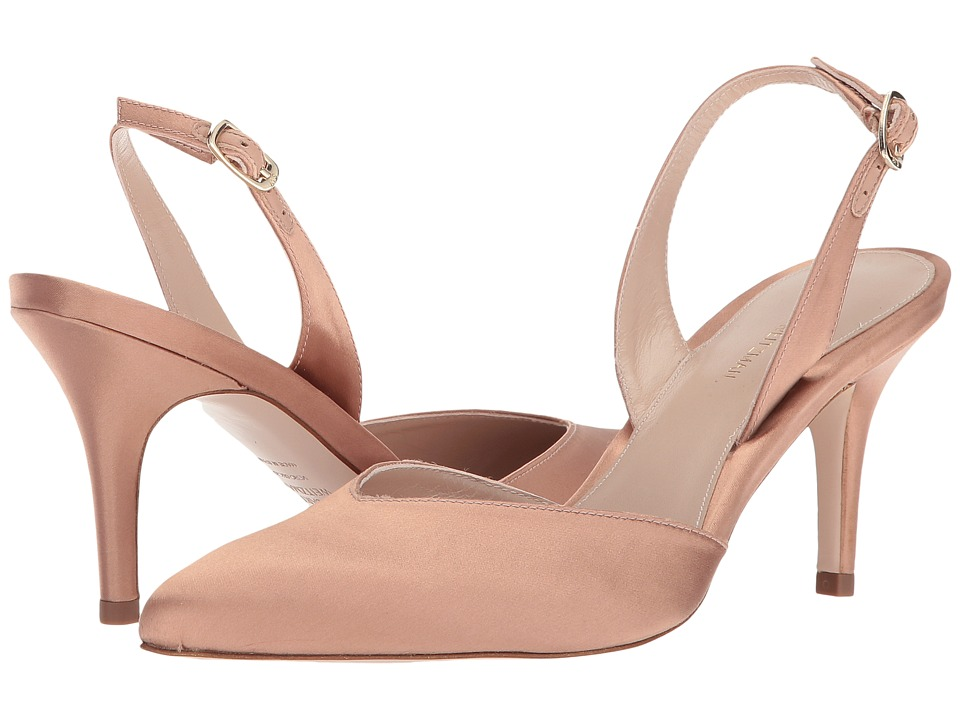 Stuart Weitzman - Sleek (Adobe Satin) Womens Shoes
