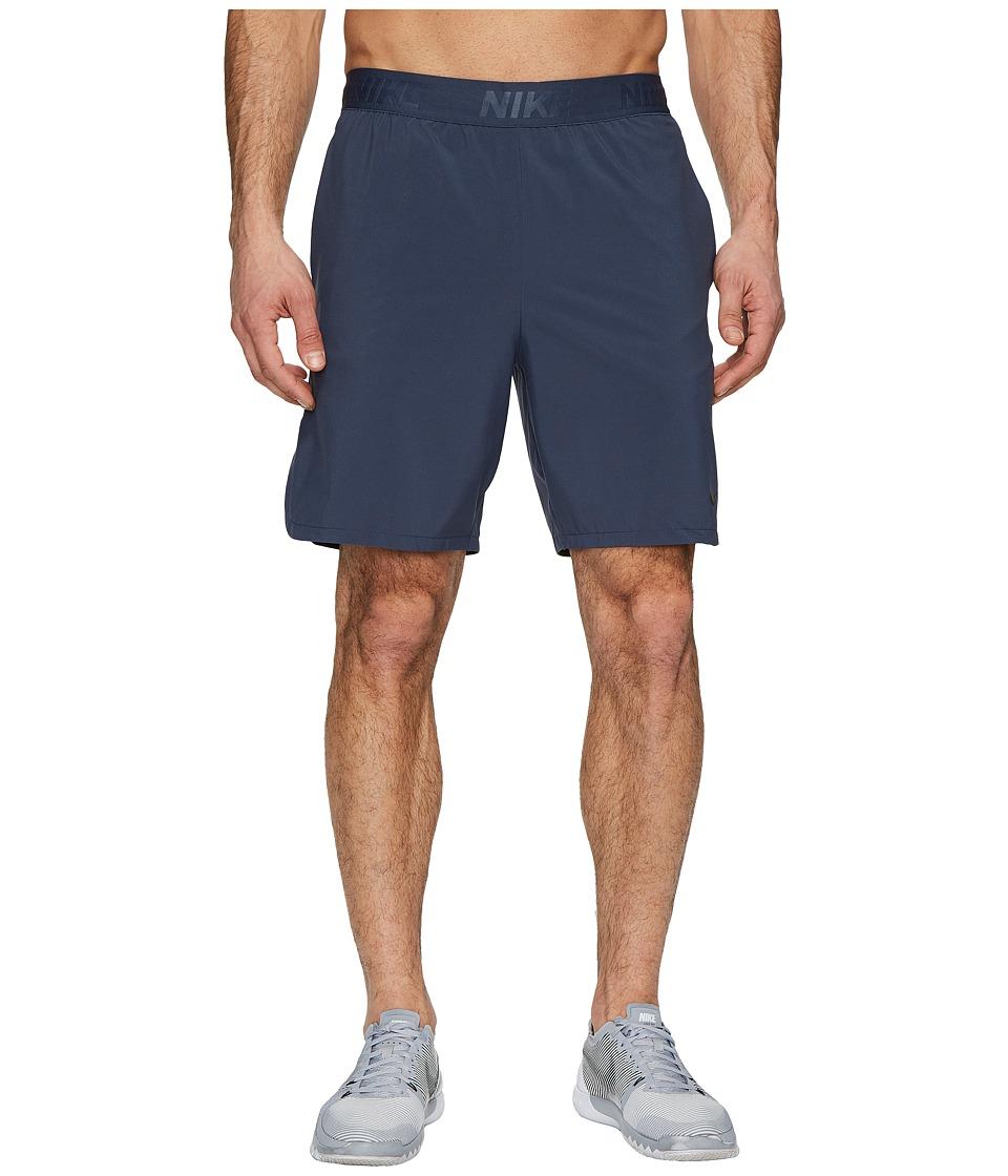 Nike Flex Training Short (Thunder Blue/Black) Men