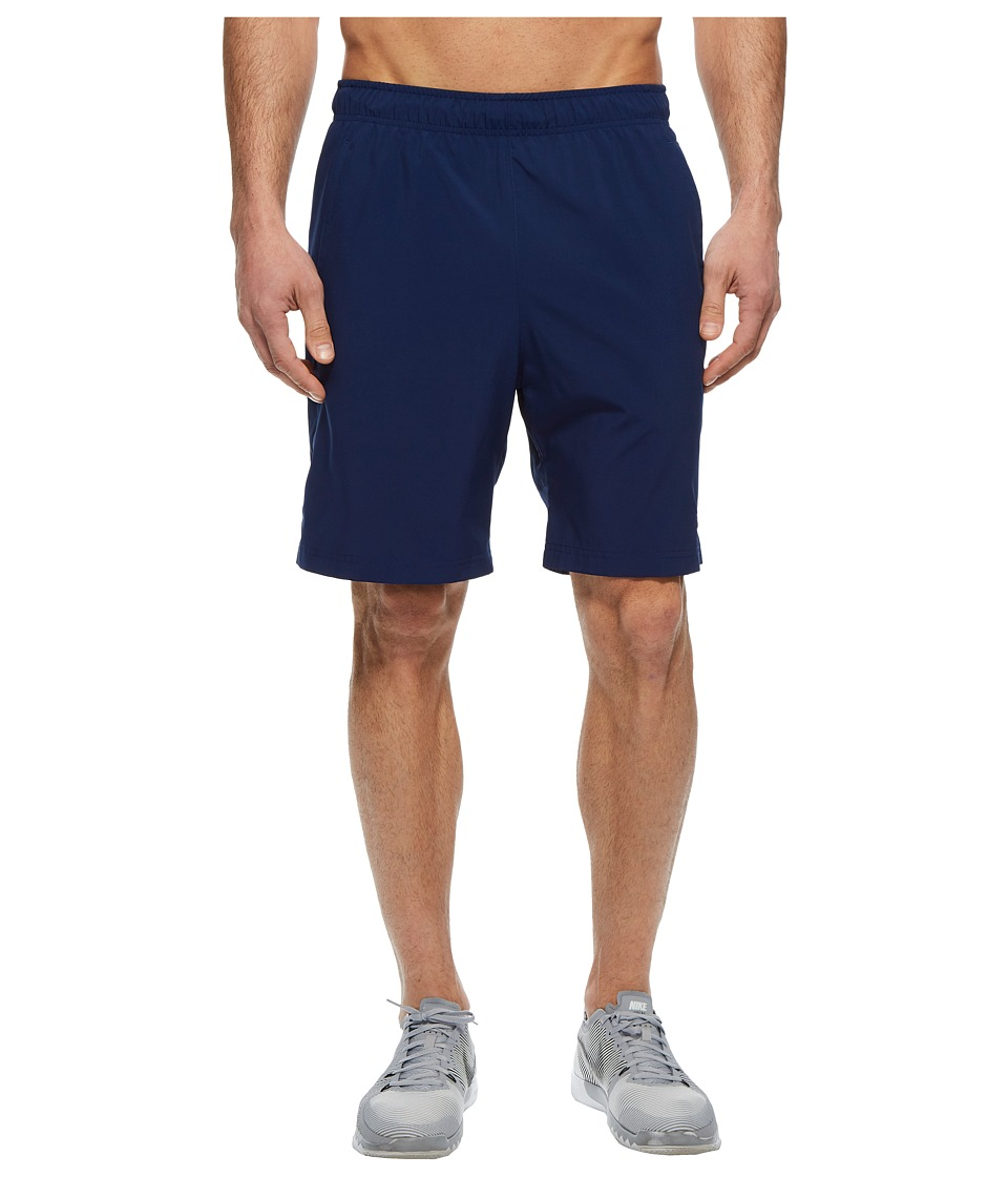 Nike Flex Woven Training Short (Blue Void/Blue Void/Black) Men