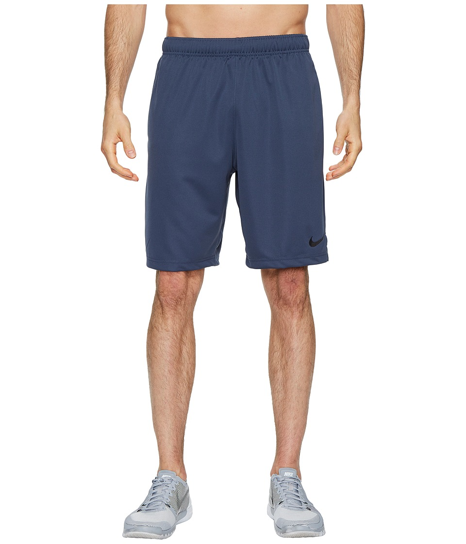 Nike Dry Training Short (Thunder Blue/Black) Men