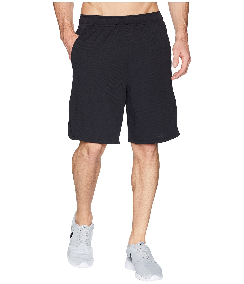 Nike Dri-FIT 9 Training Short (Black/Dark Grey) Men