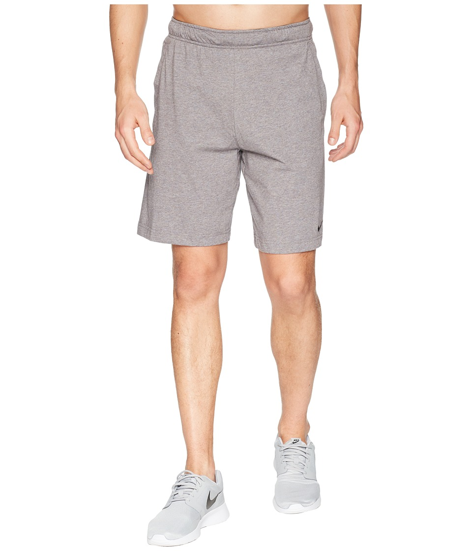 Nike Training Short (Gunsmoke/Heather/Black) Men
