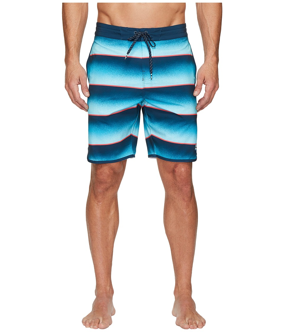 Billabong 73 LT Lineup Boardshorts (Blue) Men
