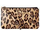 Dolce & Gabbana - Stampa Dauphine DG Logo Zip Mini Bag