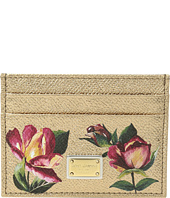 Dolce & Gabbana - Leather Card Holder