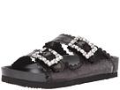 Suecomma Bonnie Jewel Buckles Flat Sandals