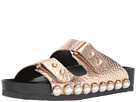 Suecomma Bonnie Jewel Detailed Flat Sandal