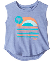 Roxy Kids - Sunday Sunset TW Muscle Tee (Toddler/Little Kids/Big Kids)