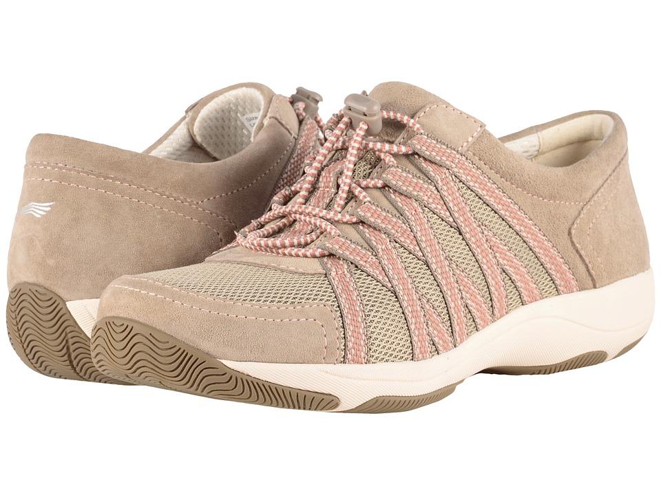 Dansko Honor (Walnut Suede) Women's Shoes