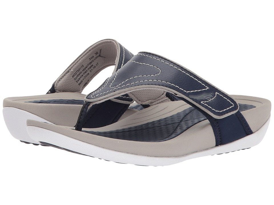 Dansko - Katy 2 (Navy Smooth) Women's Sandals