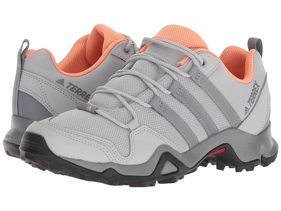 adidas Outdoor Terrex AX2R (Grey Two/Grey Three/Chalk Coral) Women's Shoes