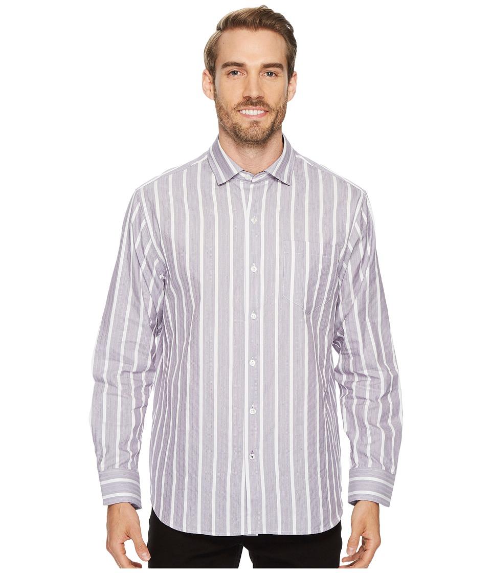 Tommy Bahama Safi Stripe (Violet Dusk) Men's Clothing