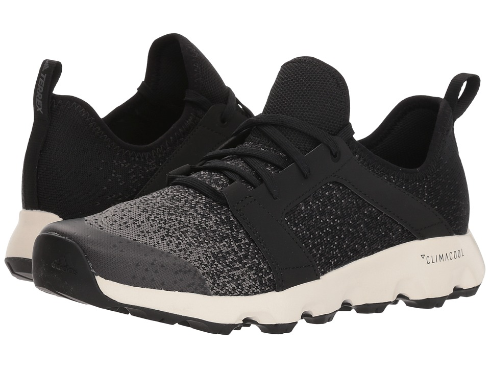 adidas Outdoor Terrex CC Voyager Sleek Parley (Black/Gey Four/Chalk White) Women's Shoes