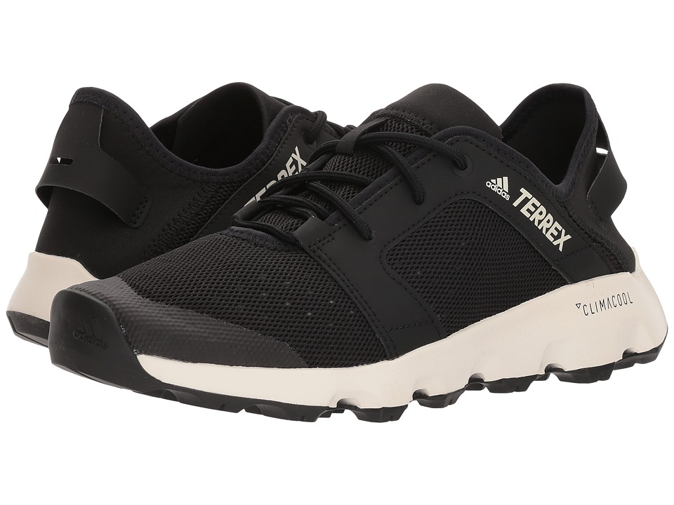adidas Outdoor Terrex CC Voyager Sleek (Black/Black/Chalk White) Women's Shoes