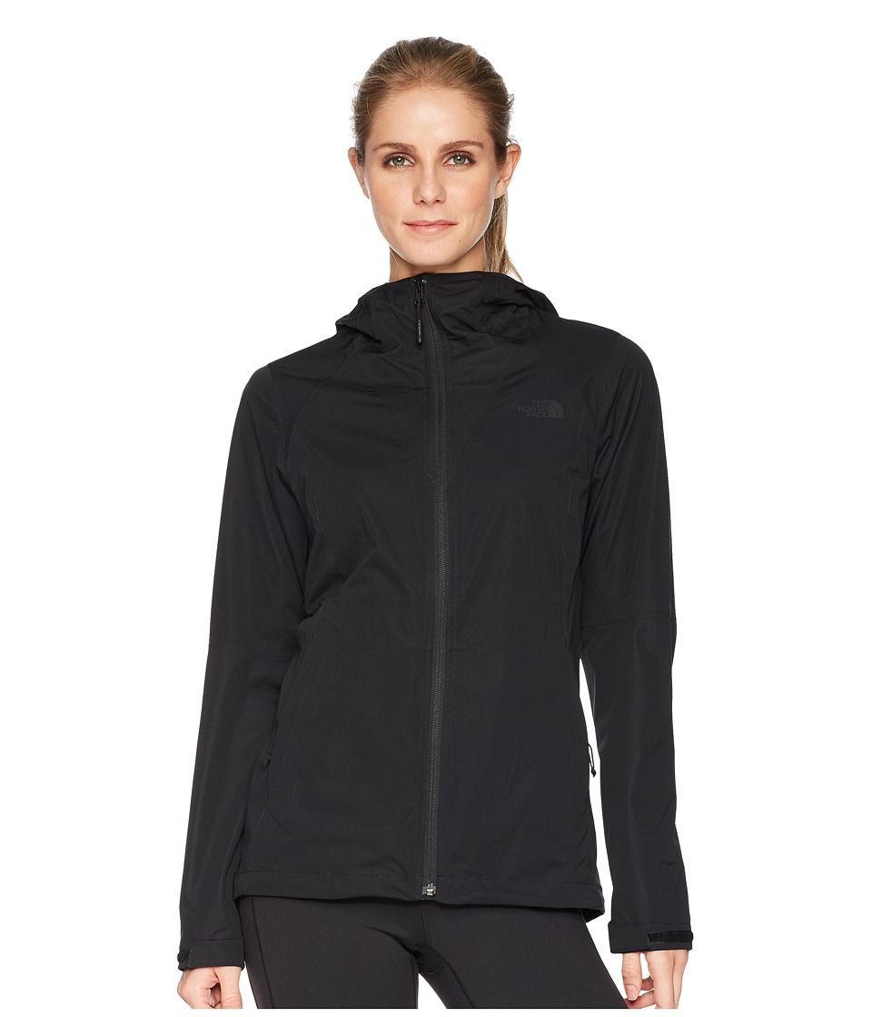 The North Face Allproof Stretch Jacket (TNF Black) Women