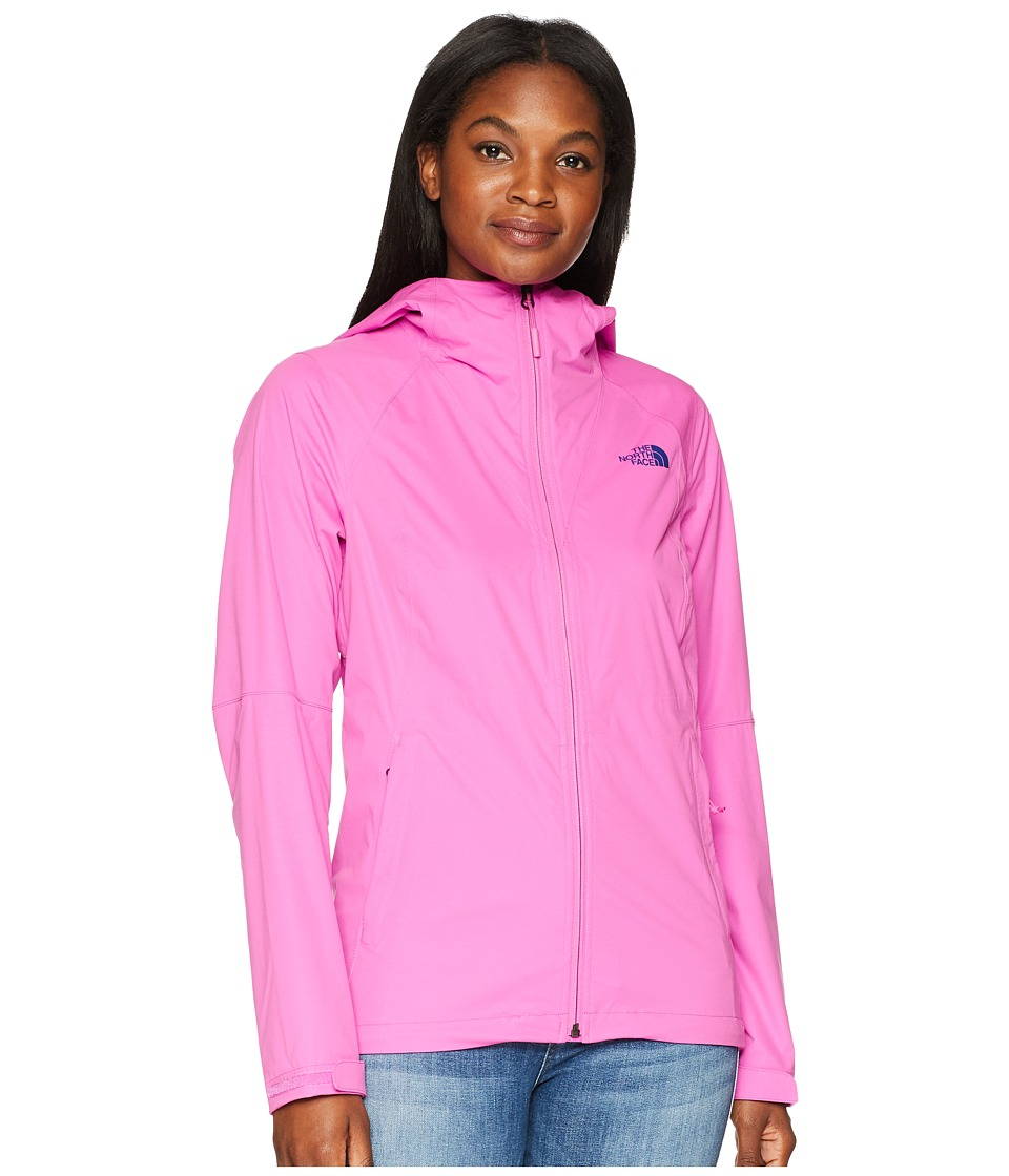 The North Face Allproof Stretch Jacket (Violet Pink) Women