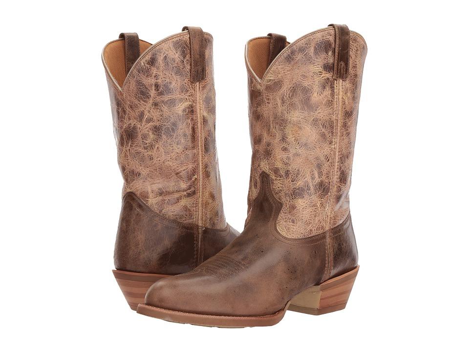 Dingo - Joe (Chocolate/Tan) Cowboy Boots
