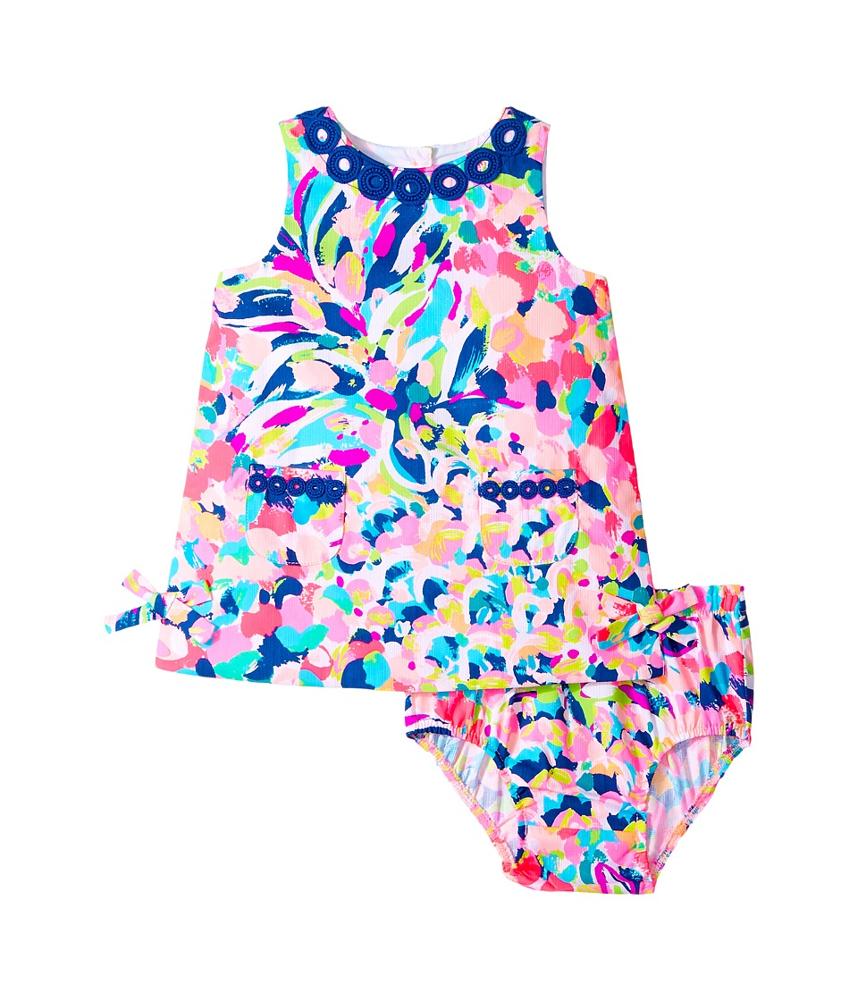 Lilly Pulitzer Kids Baby Lilly Shift (Infant) (Multi Pina Colada Club) Girl