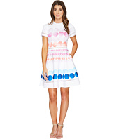 Ted Baker - Myley Marina Mosaic A Line Dress