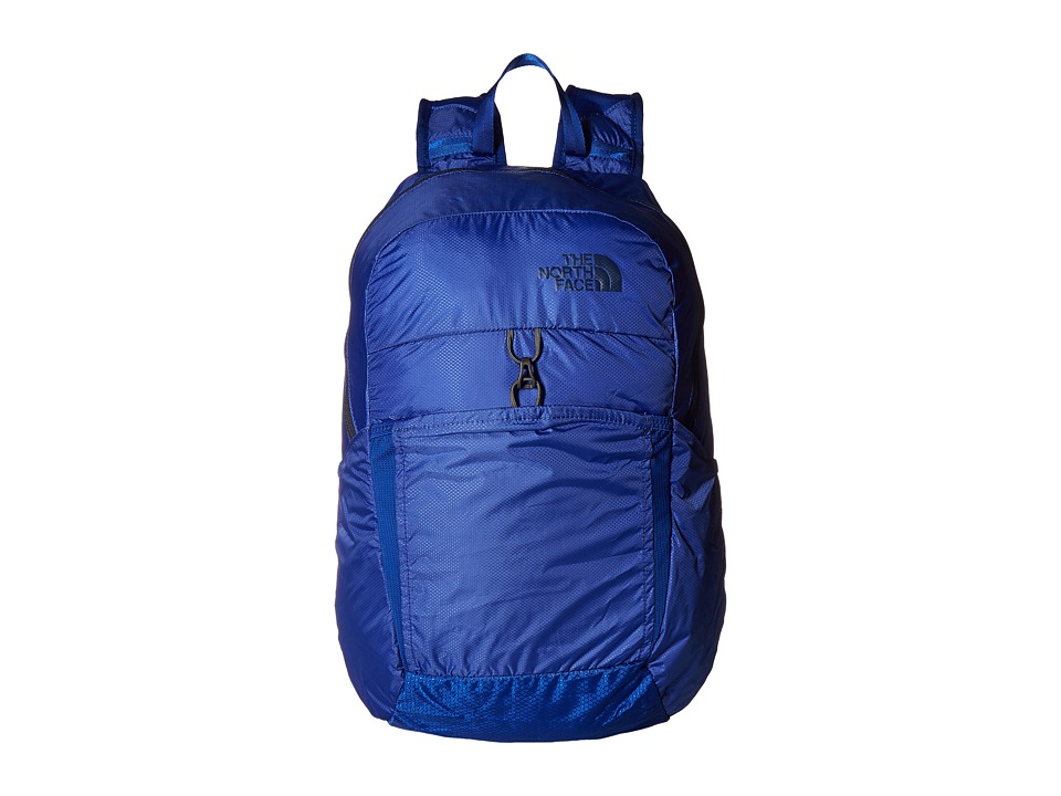 The North Face - Flyweight Pack (Brit Blue/Urban Navy) Backpack Bags