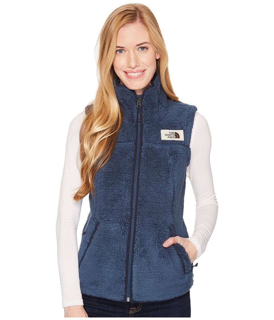 North Face Campshire Vest (Blue Wing Teal) Women's Vest
