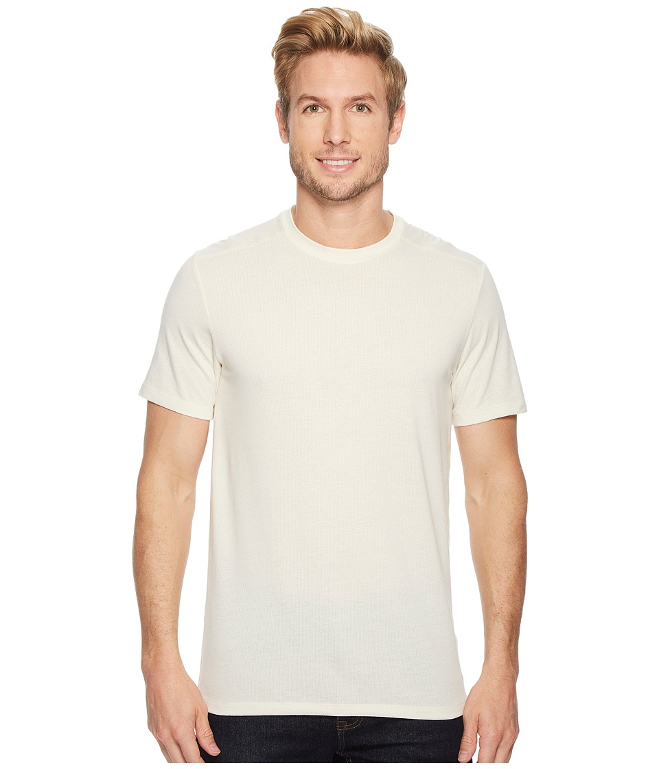 The North Face Day Three T-Shirt (Vintage White Heather) Men