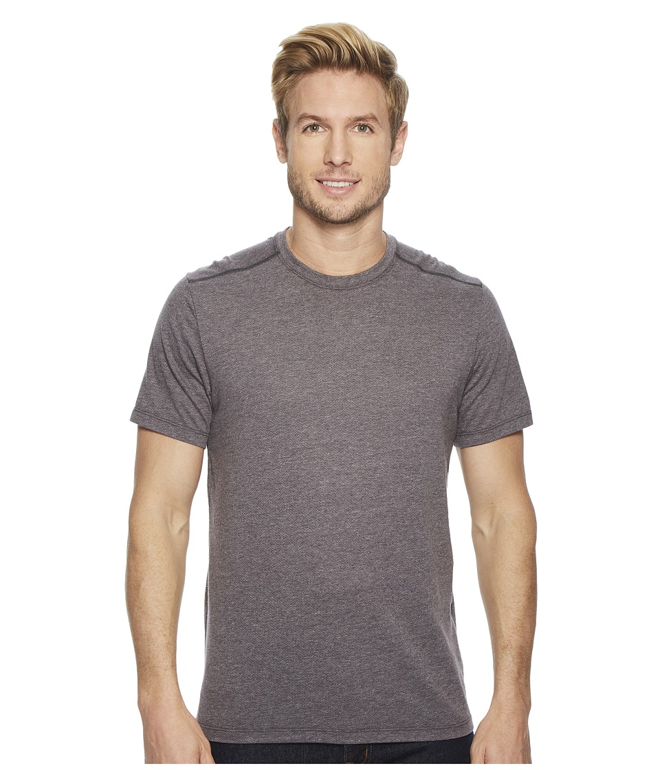 The North Face Day Three T-Shirt (Weathered Black) Men