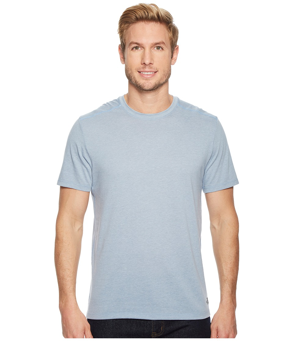 The North Face Day Three T-Shirt (Dusty Blue Heather) Men