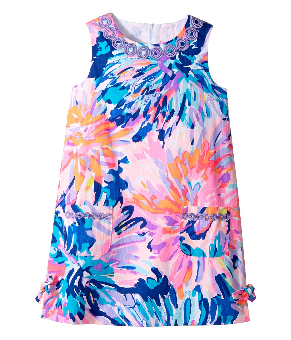 Lilly Pulitzer Kids Little Lilly Classic Shift (Toddler/Little Kids/Big Kids) (Multi Off Tropic) Girl