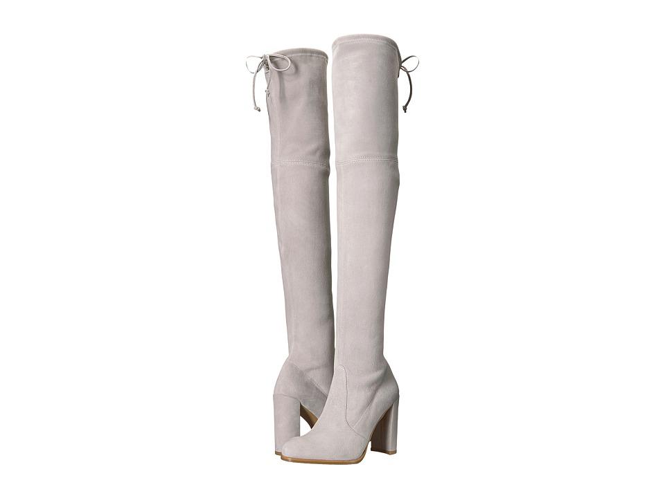 Stuart Weitzman Hiline (Perla Suede) Women's Shoes