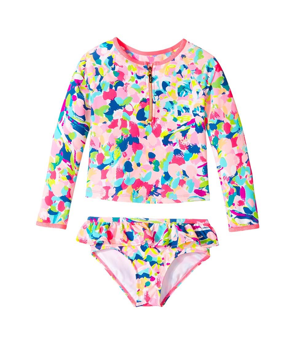 Lilly Pulitzer Kids - UPF 50+ Mini Sydney Sunguard (Toddl...