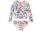 Lilly Pulitzer Kids - UPF 50+ Mini Sydney Sunguard (Toddler/Little Kids/Big Kids)