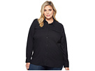 Columbia Plus Size Silver Ridge Lite Long Sleeve Shirt