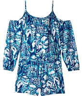Lilly Pulitzer Kids - Candice Romper (Toddler/Little Kids/Big Kids)